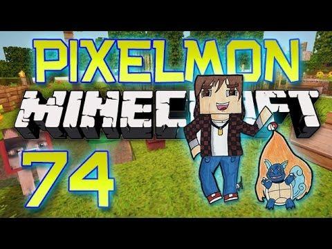 Minecraft: Pixelmon Let's Play w/Mitch! Ep. 74 - PURPLE BOOTY! (Pokemon Mod)