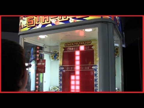 stacker - I noticed these girls feed at least $40 in the machine and it also hasn't paid out in 3 weeks, so I figured this would be a good time to play. I give a few d...