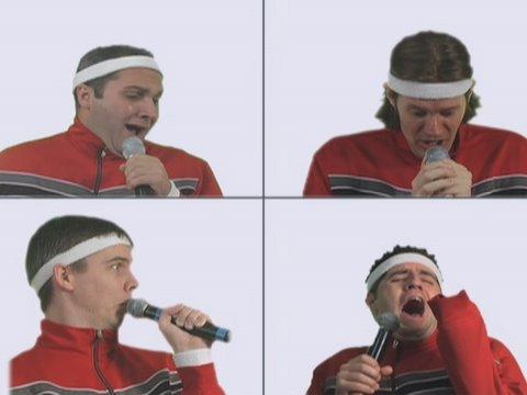 Star Wars (John Williams Is The Man) medley - A cappella
