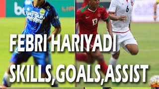 Download Video Febri Hariyadi - Persib | Timnas Indonesia - Goals, Skills, Assists 2017 Part 1 MP3 3GP MP4