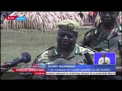 KTN Friday Briefing Full Bulletin, April 29Th, 2016