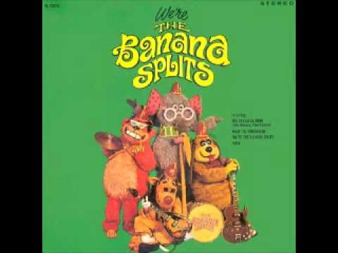 1968 The Banana Splits - Tra La La Song