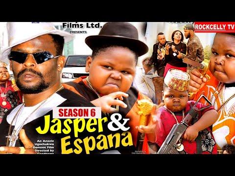 JASPER AND ESPANA (SEASON 6)   BLOCKBUSTER MOVIE - ZUBBY MICHEAL Latest 2020 Nollywood Movie || HD