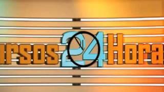 Vídeo de Apresentação do Cursos 24 Horas. Apresentação: Luciana Garcia Edição e Efeitos: Emerson Jasbinschek