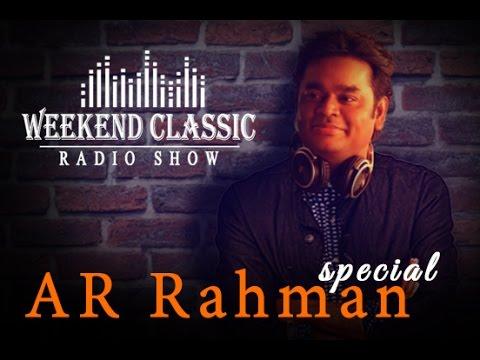 Video AR Rahman Special Weekend Classic | Radio Show | Happy birthday Rahman | Mirchi Senthil download in MP3, 3GP, MP4, WEBM, AVI, FLV January 2017
