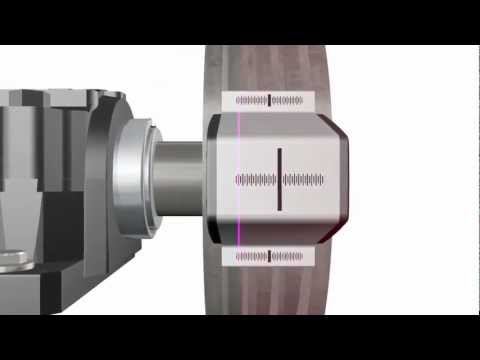 SKF - The SKF TMEB 2 aligns the pulleys where it counts most -- in the grooves. V--guides and powerful magnets allow the belt alignment tool to be fitted in the gr...