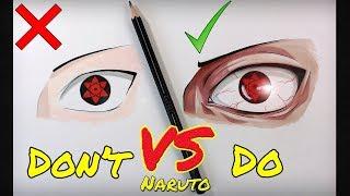 Video Don't VS Do Compilation   Naruto Edition   How To Draw MP3, 3GP, MP4, WEBM, AVI, FLV Februari 2019