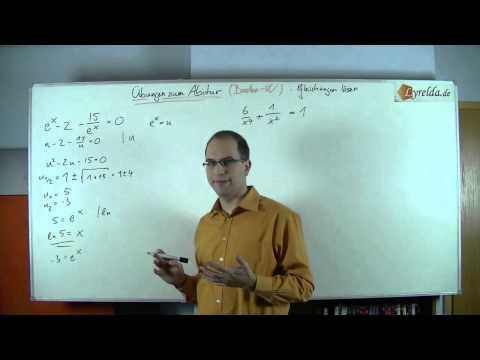 Gleichungen-2