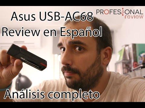 , title : 'Asus USB AC68 Review en Español + Unboxing | Análisis completo'