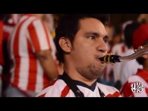 VAMOS ROJIBLANCO - 3ra Fecha 1er Semestre Liga Aguila - La Banda de Los Kuervos - Junior de Barranquilla