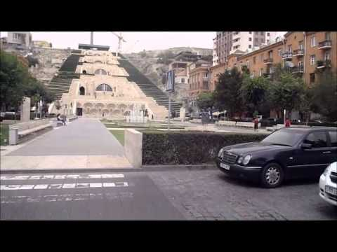 Yerevan - My trip to the capital of Armenia called Yerevan. It's a great city. It was my favorite city in the Caucases.