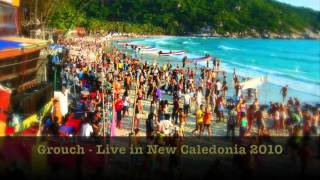 A quick trip to the beautiful pacific Island of New Caledonia for a beach party. One of my First sets out of New Zealand and Australia Support Bandcamp: http...
