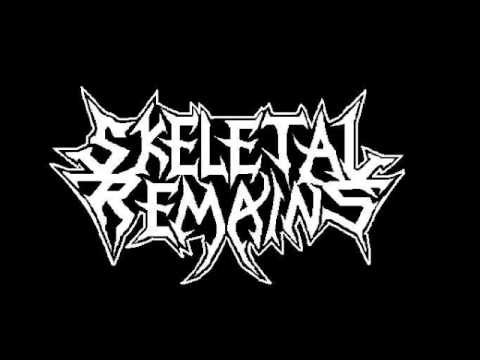 Skeletal Remains - BEYOND THE FLESH Album Preview online metal music video by SKELETAL REMAINS