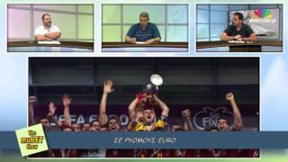THE MUBET SHOW επεισόδιο 3/6/2016