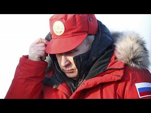 Στον αρκτικό κύκλο ο Βλαντιμίρ Πούτιν