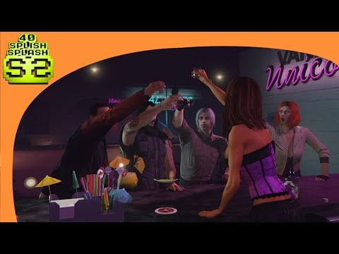 Video GTA 5: FUNNY MOMENTS AT THE STRIP CLUB-IN SWEDISH! download in MP3, 3GP, MP4, WEBM, AVI, FLV January 2017