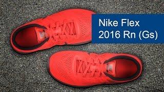 Nike Flex 2016 Rn (Gs) - фото
