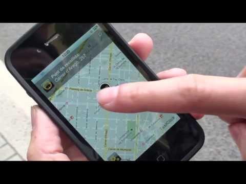 App TaxiClick voor een..