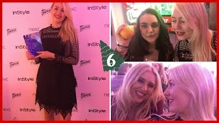 VLOGMAS DAY 6! I head to the InStyle Project 13 Awards to pick up my 'Rising Star' award and have the best night with lots of lovely people ♥ CATCH UP ON THE...