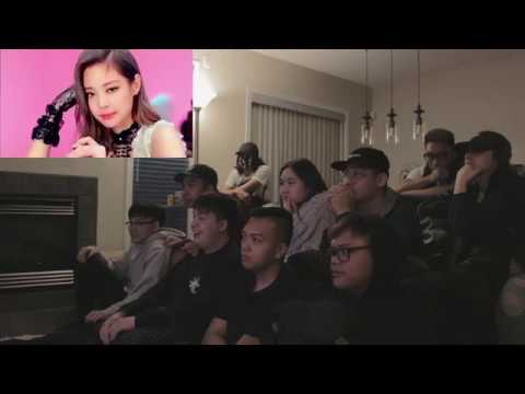 QQ's React to BLACKPINK - '뚜두뚜두 (DDU-DU DDU-DU)' M/V