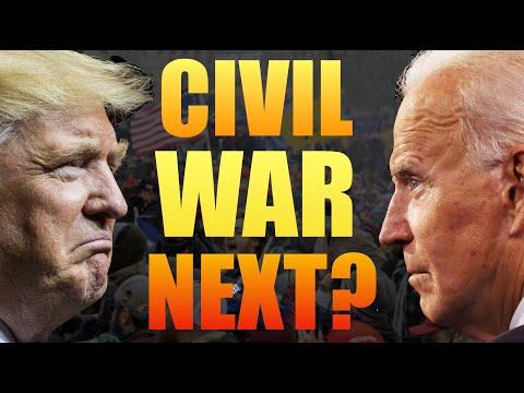Is Civil War Inevitable? 2021 Prediction from Billionaire Peter Thiel's No.1 Book