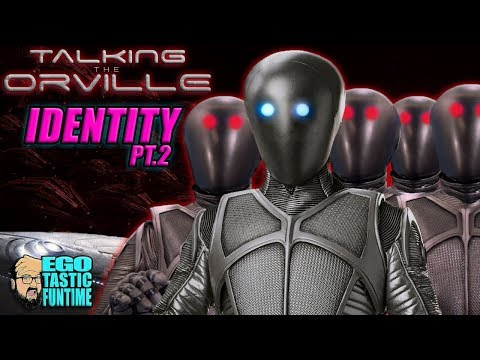 The Orville Season 2 Identity pt.2 - Recap & Review - The Redemption Of Isaac | TALKING THE ORVILLE