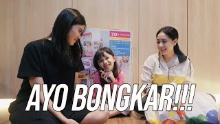 Video UNBOXING RUMAH BARBIE GEDE BANGEEET MP3, 3GP, MP4, WEBM, AVI, FLV April 2019