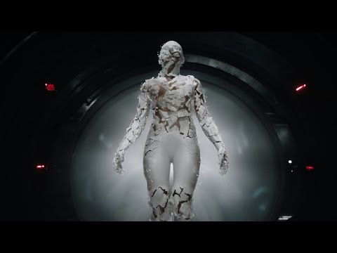 Ghost in the Shell (Featurette 'Creating the Shell')