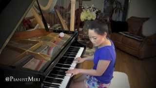 Video Coldplay - The Scientist | Piano Cover by Pianistmiri 이미리 MP3, 3GP, MP4, WEBM, AVI, FLV Juni 2018