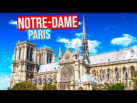 Notre-Dame de Paris, France | Cathédrale | Notre-Dame Cathedral, Paris France