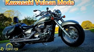 6. Kawasaki Vulcan Mods