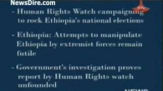 Human Rights Watch's Report On Ethiopia Denies Facts - Gov't