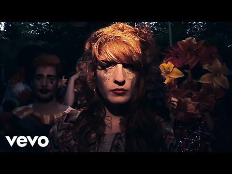 Tekst piosenki Florence And The Machine - Dog Days Are Over po polsku