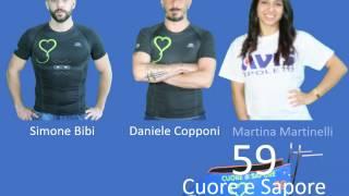 #vaporetti2017 Equipaggio N°59 Cuore & Sapore Ristorante