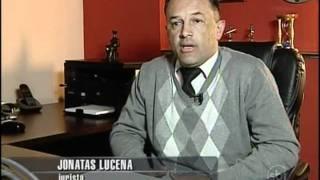 Jornal Redetv News Entrevista Advogado Jonatas Lucena