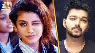 Video Priya Varrier, the next Jimmiki Kammal Sheril?  | Oru Adaar Love | Vijay Fan MP3, 3GP, MP4, WEBM, AVI, FLV Maret 2018