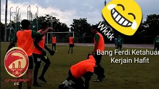 Download Video Ferdi Ketahuan Bohongi Hafit saat Kucing-Kucingan Sriwijaya FC MP3 3GP MP4