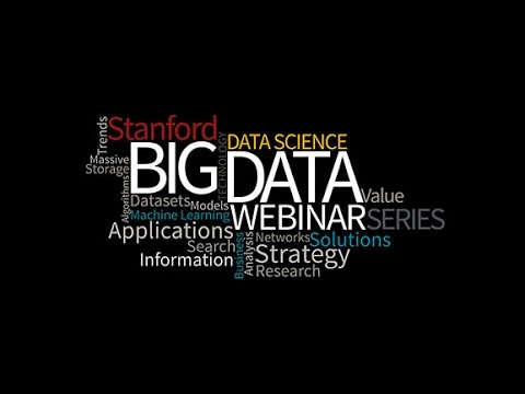 Stanford Webinar - The Secret to a Perfect Search: How Big Data Improves User Experience