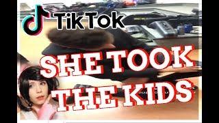 HIT OR MISS SHE TOOK THE KIDS HUH [TIKTOK]