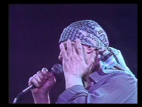 Leonardo Favio video Quiero aprender de memoria - Gran Rex 1999