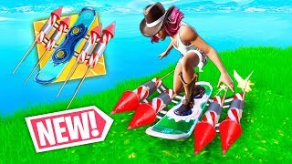 *NEW* ROCKET HOVERBOARD..?! | Fortnite Funny and Best Moments Ep.405 (Fortnite Battle Royale)