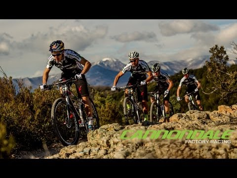 Introducing Cannondale Factory Racing XC 2013