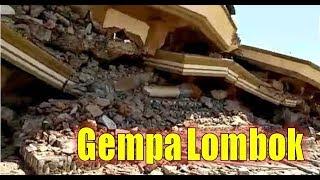Video Kumpulan Video Gempa Lombok Yang Terekam Kamera (5/8/2018) MP3, 3GP, MP4, WEBM, AVI, FLV Mei 2019