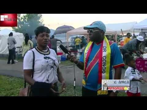 TÉLÉ24LIVE: LA MAISON OKAPI DE TORONTO PRÉSENTE: AFROFEST