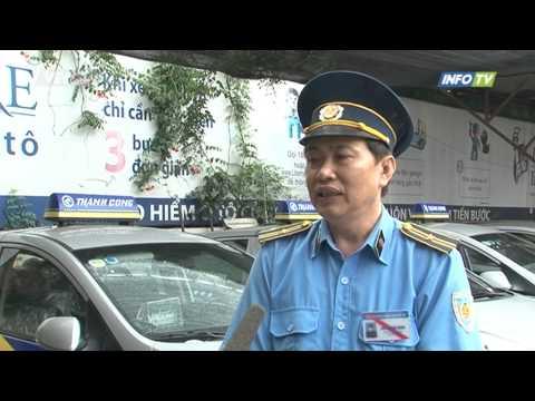 """Thành Công Taxi triển khai cấp đổi phù hiệu """"TAXI HÀ NỘI"""""""