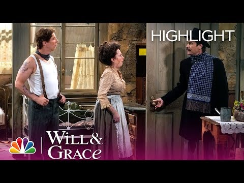 Will & Grace - The Truth Comes Out (Episode Highlight)