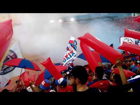 Medellin 2-1 cali-liga aguila 17-02-2018 - Rexixtenxia Norte - Independiente Medellín - Colombia - América del Sur