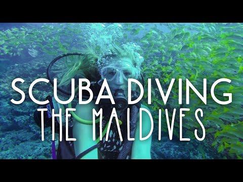 Scuba Diving in The Maldives_Legjobb vide�k: B�v�rkod�s