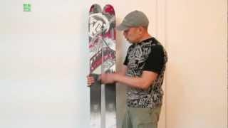 K2 COOMBAck Skis 2013