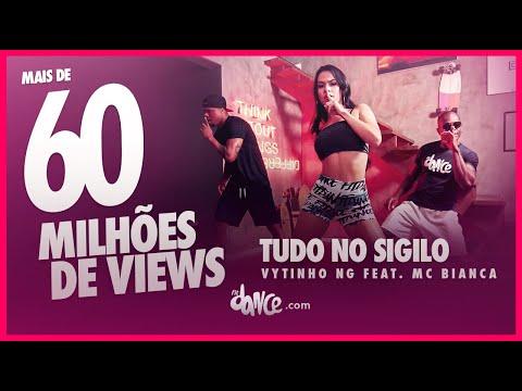 Tudo no Sigilo - Vytinho NG Feat. MC Bianca  | FitDance TV | #FiqueEmCasa e Dance #Comigo